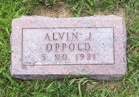 OPPOLD, ALVIN J. - Shelby County, Iowa | ALVIN J. OPPOLD