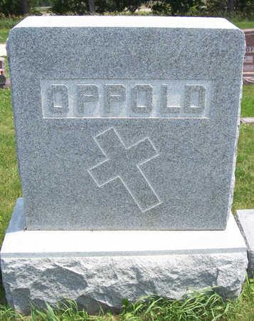OPPOLD, FRANK & NELLE (LOT) - Shelby County, Iowa | FRANK & NELLE (LOT) OPPOLD