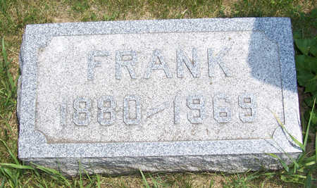 OPPOLD, FRANK - Shelby County, Iowa | FRANK OPPOLD