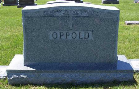 OPPOLD, JOHN M. & MARY A. (LOT) - Shelby County, Iowa | JOHN M. & MARY A. (LOT) OPPOLD