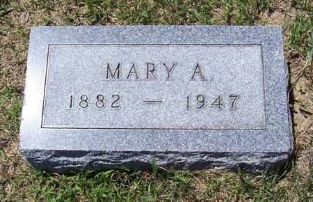 OPPOLD, MARY A. - Shelby County, Iowa | MARY A. OPPOLD