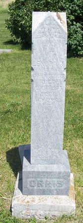 ORRIS, LENORA B. - Shelby County, Iowa | LENORA B. ORRIS