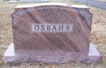 OSBAHR, (LOT) - Shelby County, Iowa | (LOT) OSBAHR