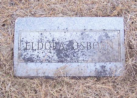 OSBORN, ELDORA - Shelby County, Iowa | ELDORA OSBORN