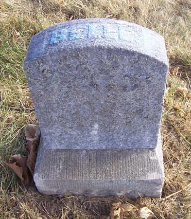 OSBORN, SARAH BELLE - Shelby County, Iowa | SARAH BELLE OSBORN