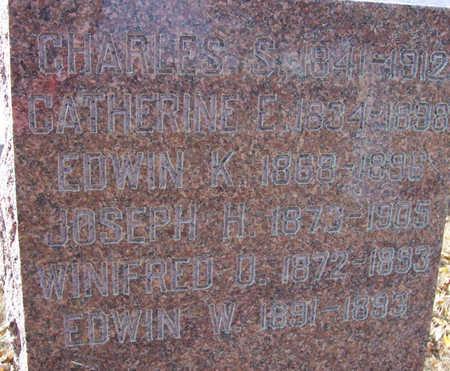 OVERTURF, JOSEPH H. (CLOSE-UP) - Shelby County, Iowa | JOSEPH H. (CLOSE-UP) OVERTURF
