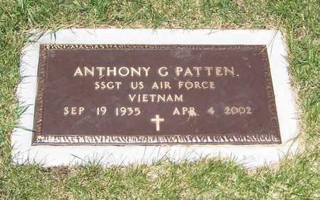 PATTEN, ANTHONY G. - Shelby County, Iowa | ANTHONY G. PATTEN