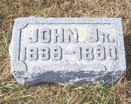 PAUL, JOHN, JR. - Shelby County, Iowa | JOHN, JR. PAUL