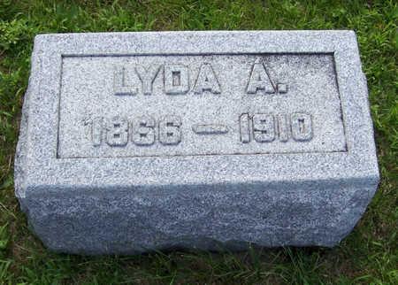 PAUL, LYDA A. - Shelby County, Iowa | LYDA A. PAUL
