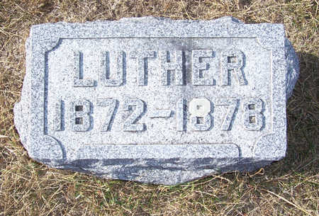 PAUL, LUTHER - Shelby County, Iowa | LUTHER PAUL