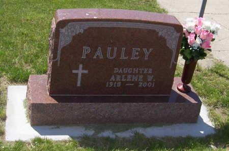 PAULEY, ARLENE W. - Shelby County, Iowa | ARLENE W. PAULEY