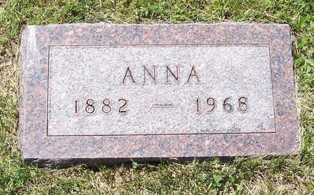 MICKELS PAULEY, ANNA - Shelby County, Iowa | ANNA MICKELS PAULEY