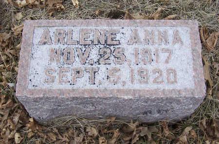 PAULEY, ARLENE ANNA - Shelby County, Iowa | ARLENE ANNA PAULEY