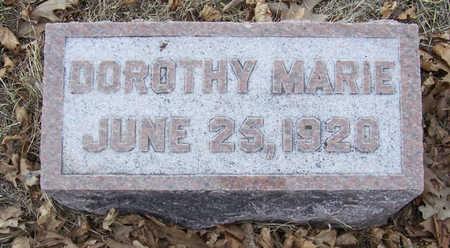 PAULEY, DOROTHY MARIE - Shelby County, Iowa | DOROTHY MARIE PAULEY