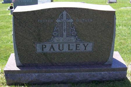 PAULEY, HOBART & ANNA (LOT) - Shelby County, Iowa | HOBART & ANNA (LOT) PAULEY