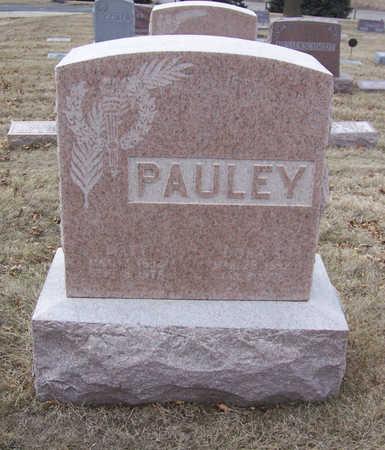PAULEY, MATT - Shelby County, Iowa | MATT PAULEY