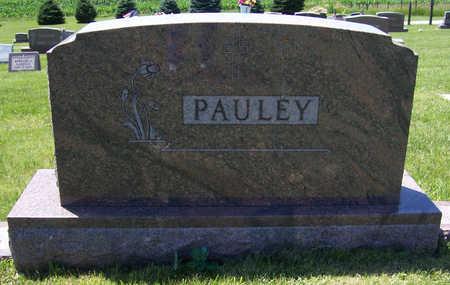 PAULEY, PETER & CLARA (LOT) - Shelby County, Iowa | PETER & CLARA (LOT) PAULEY