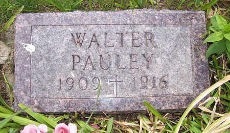 PAULEY, WALTER - Shelby County, Iowa | WALTER PAULEY
