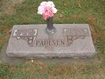 PAULSEN, ELDEN H - Shelby County, Iowa | ELDEN H PAULSEN