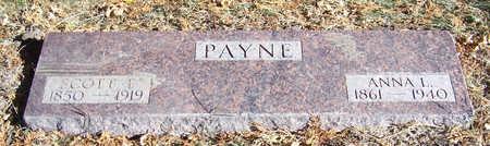 PAYNE, ANNA L. - Shelby County, Iowa | ANNA L. PAYNE
