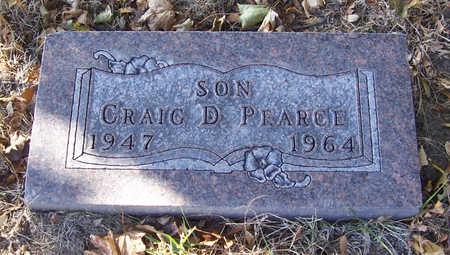 PEARCE, CRAIG D. - Shelby County, Iowa | CRAIG D. PEARCE