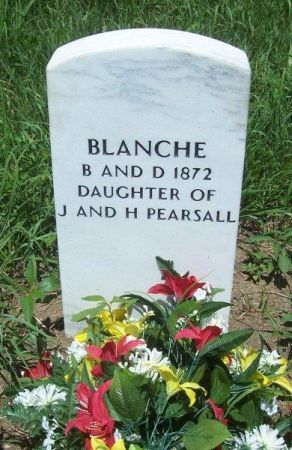 PEARSALL, BLANCHE - Shelby County, Iowa | BLANCHE PEARSALL