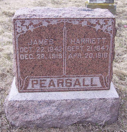 PEARSALL, JAMES - Shelby County, Iowa | JAMES PEARSALL