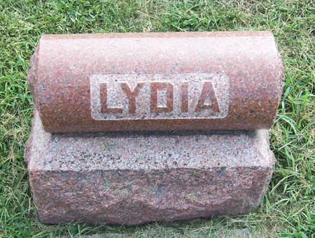 PENNISTON, LYDIA A. - Shelby County, Iowa | LYDIA A. PENNISTON