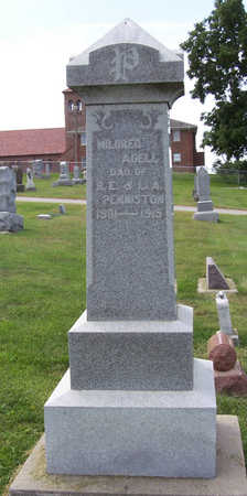 PENNISTON, MILDRED ADELL - Shelby County, Iowa   MILDRED ADELL PENNISTON