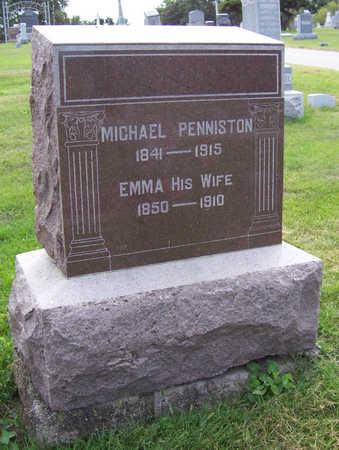 PENNISTON, MICHAEL - Shelby County, Iowa | MICHAEL PENNISTON