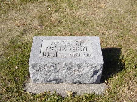 PETERSEN, ANNE M - Shelby County, Iowa | ANNE M PETERSEN