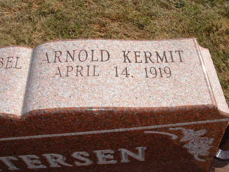 PETERSEN, ARNOLD KERMIT - Shelby County, Iowa | ARNOLD KERMIT PETERSEN