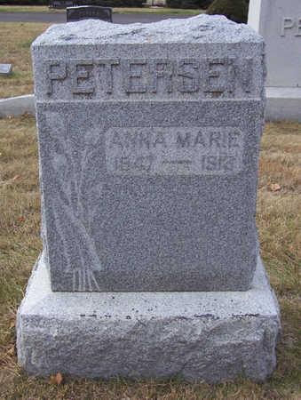 PETERSEN, ANNA MARIE - Shelby County, Iowa | ANNA MARIE PETERSEN