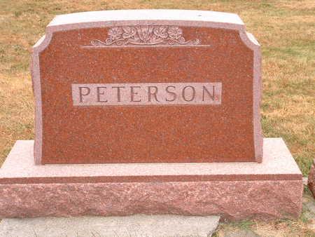 PETERSEN, EINAR - Shelby County, Iowa   EINAR PETERSEN