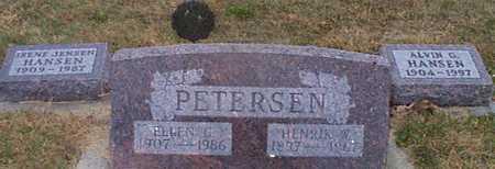 PETERSEN, ELLEN C - Shelby County, Iowa | ELLEN C PETERSEN