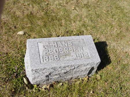 PETERSEN, HANS - Shelby County, Iowa | HANS PETERSEN