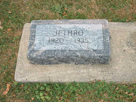 PETERSEN, JETHRO - Shelby County, Iowa   JETHRO PETERSEN