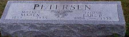 PETERSEN, MAREN - Shelby County, Iowa | MAREN PETERSEN