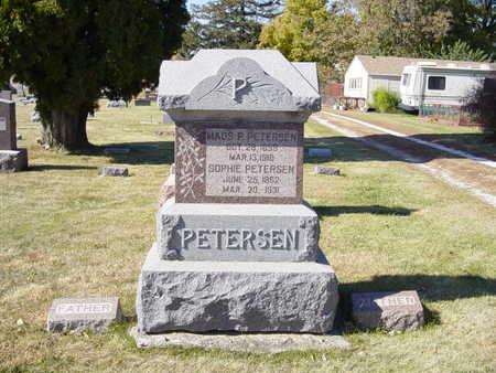 PETERSEN, MADS P - Shelby County, Iowa | MADS P PETERSEN