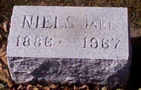 PETERSEN, NIELS JAKE - Shelby County, Iowa   NIELS JAKE PETERSEN