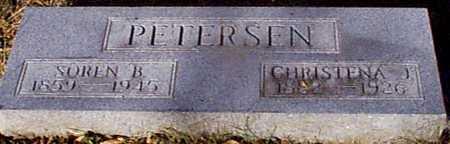 PETERSEN, CHRISTENA J - Shelby County, Iowa | CHRISTENA J PETERSEN