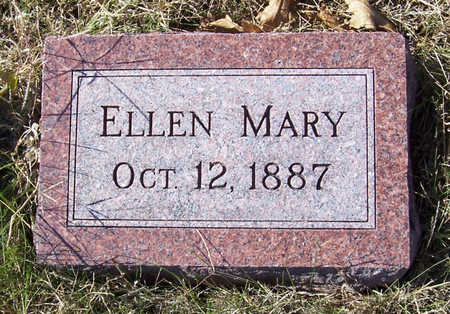 PETERSON, ELLEN MARY - Shelby County, Iowa | ELLEN MARY PETERSON