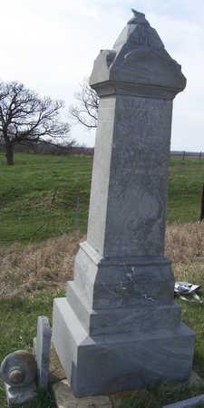PETT, JOHN - Shelby County, Iowa   JOHN PETT