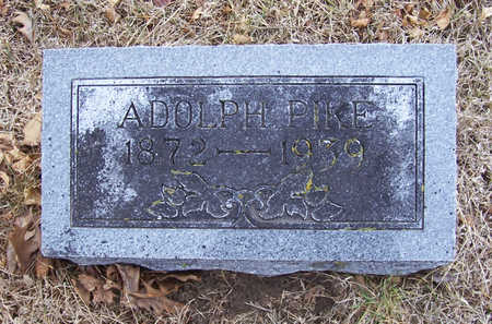 PIKE, ADOLPH - Shelby County, Iowa | ADOLPH PIKE