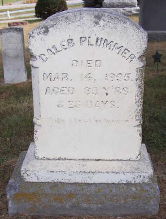 PLUMMER, CALEB - Shelby County, Iowa   CALEB PLUMMER