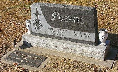 POEPSEL, RUTH EDNA - Shelby County, Iowa | RUTH EDNA POEPSEL