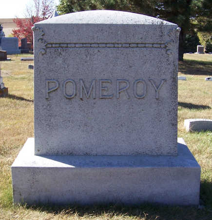 POMEROY, ROBERT M. & MARY C. (LOT) - Shelby County, Iowa | ROBERT M. & MARY C. (LOT) POMEROY