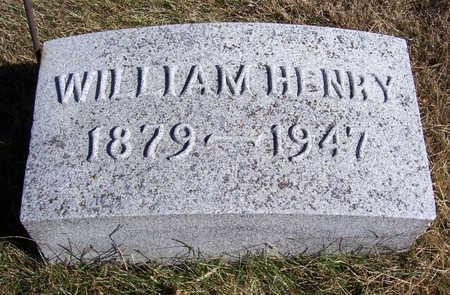 POMEROY, WILLIAM HENRY - Shelby County, Iowa | WILLIAM HENRY POMEROY