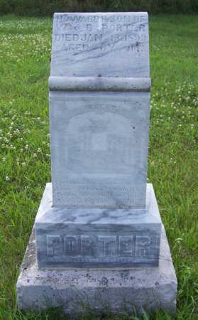 PORTER, HOWARD H. - Shelby County, Iowa | HOWARD H. PORTER
