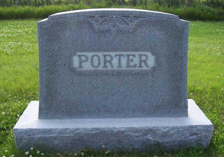 PORTER, JAMES R. & ELNORA M. (LOT) - Shelby County, Iowa | JAMES R. & ELNORA M. (LOT) PORTER